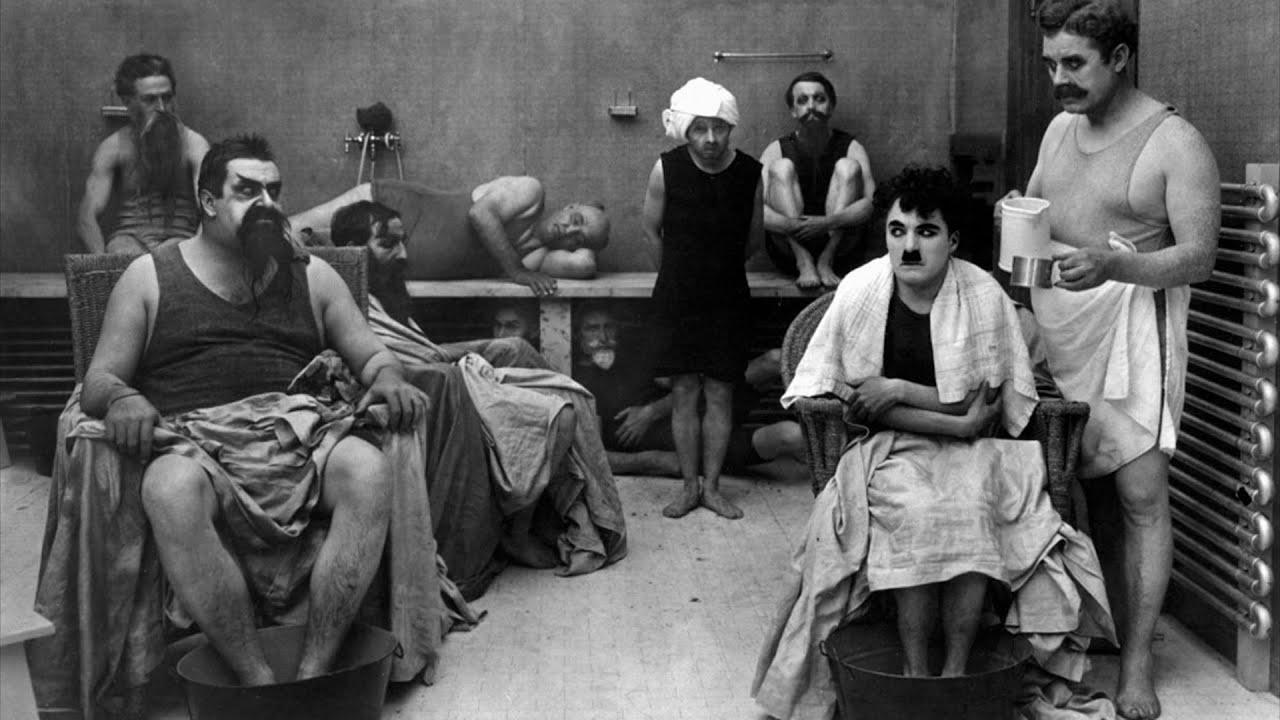 Download Charlie Chaplin: La cura miracolosa (1917)