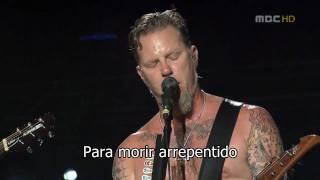 Metallica - The Unforgiven - Live - Subtitulado - Español