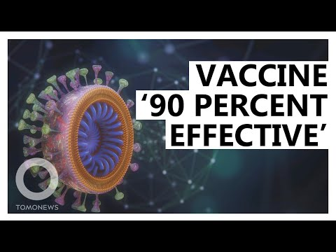 How Pfizer's COVID-19 Vaccine Works (Animated Explainer)