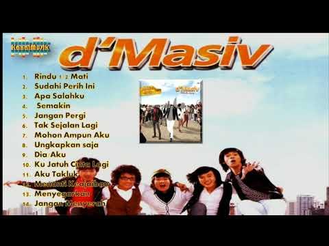 D'Masiv - full album perjalanan