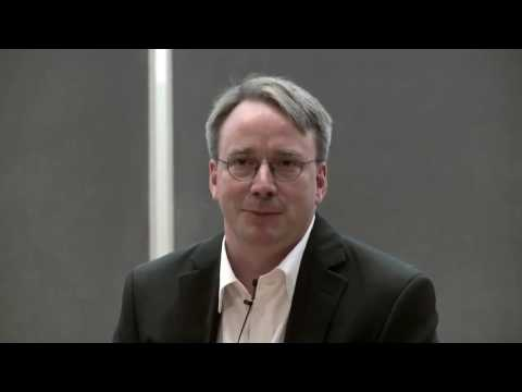 Aalto Talk with Linus Torvalds