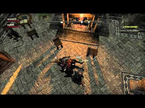 Elder Scrolls Online (Shademist Enclave & Imperial Underground) Questing