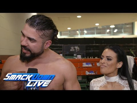 Almas' year of tranquilo begins: SmackDown Exclusive, Jan. 8, 2019 Mp3