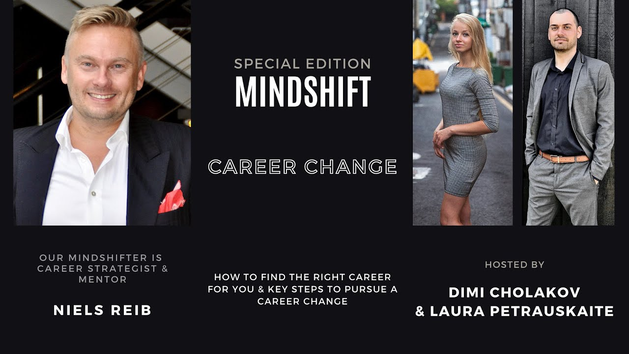 CAREER CHANGE with Niels Reib