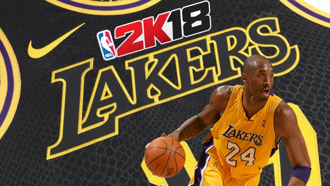 8982aa5a8 NBA 2K18 NIKE CITY UNIFORMS KOBE - YouTube