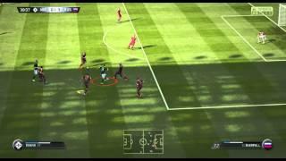 FIFA 15  - Пытаемся забить бревном (Урок 2)