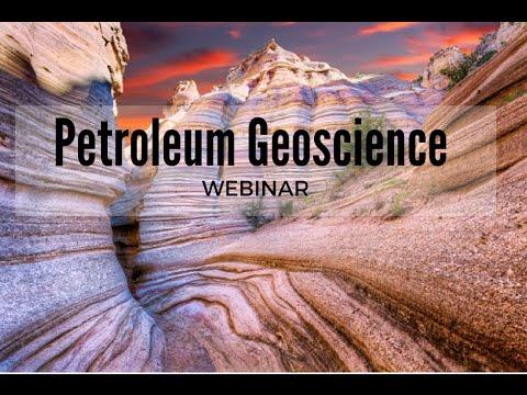Petroleum Geoscience Webinars