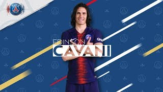 BEST-OF 2018/2019 : EDINSON CAVANI
