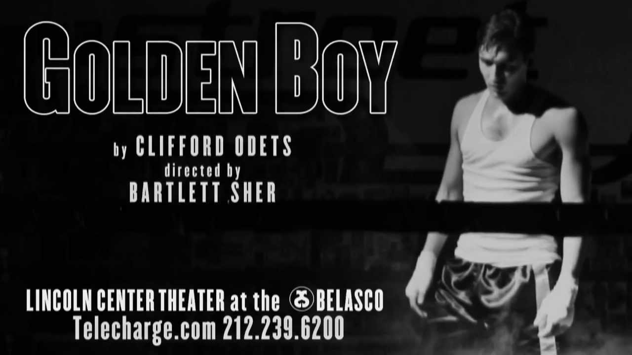 GOLDEN BOY teaser (short)