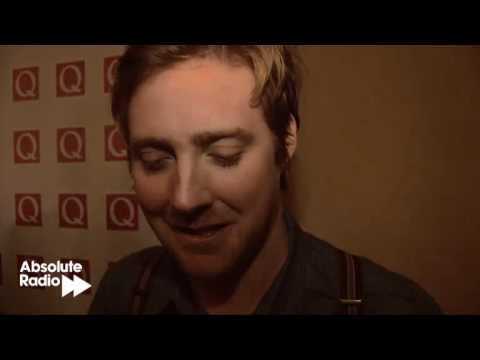 Ricky from the Kaiser Chiefs: Q Awards 2011 interview