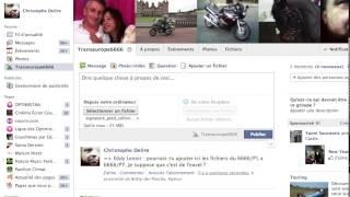 TUTORIAL: Ajouter un fichier sur le mur du groupe facebook