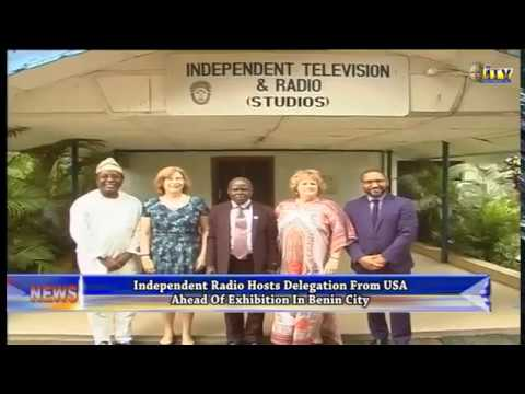 Independent Radio hosts delegation from USA ahead of exhibition in Benin