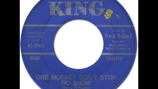HANK BALLARD & THE MIDNIGHTERS - One Monkey Don