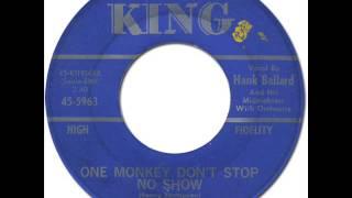 HANK BALLARD & THE MIDNIGHTERS - One Monkey Don