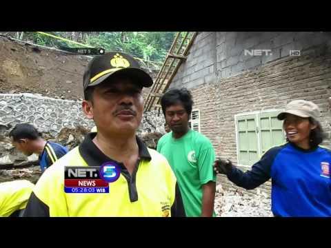 Talud Penahan Tebing di Yogyakarta Longsor - NET5 Mp3