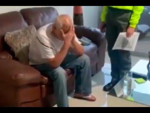 Así cayó 'el señor T', el narco que guarda los secretos de la mafia tras la muerte de Pablo Escobar