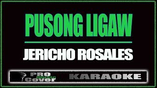 Pusong ligaw - Jericho Rosales (KARAOKE)