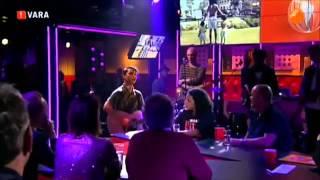 Ali B & Ruben Annink - terwijl jullie nog bij me zijn - live dwdd