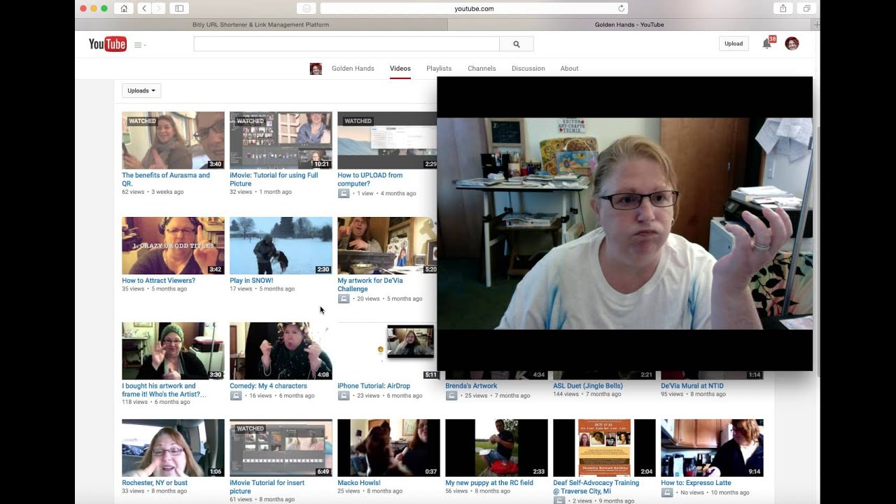 How to shorten your link youtube