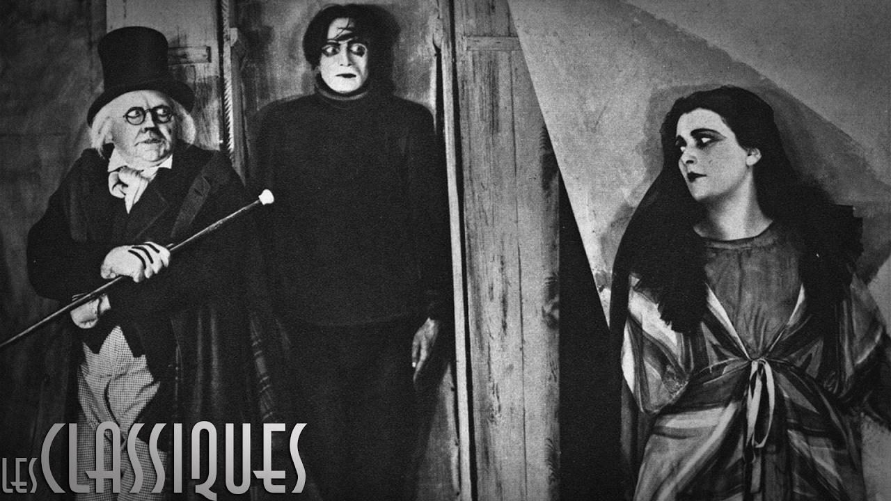 Docteur Du Pare Brise >> Le Cabinet du docteur Caligari - Robert Wiene (1920) - YouTube