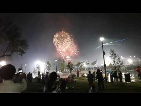 CANADA Day Chinguacousy Park 2017 .