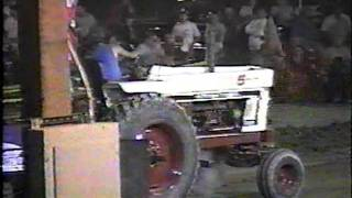 2002 NTPA GRAND NATIONAL EVENT CONNERSVILLE, IN LOCAL PRO FARM TRACTORS FINALS