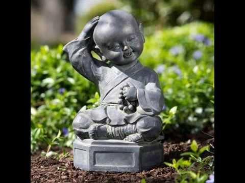 Baby Buddha Statues Youtube