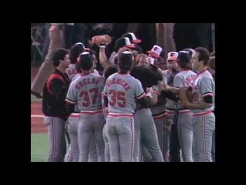 1983 World Series, Game 5: Orioles @ Phillies