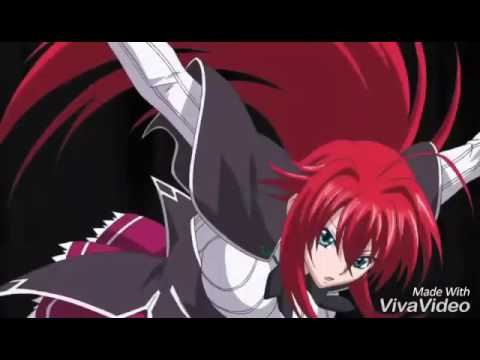 High School DxD AMV- Turn Down For What