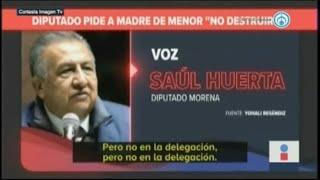 Me bajó el pantalón y me obligó a tocarlo: menor narra intento de abuso por diputado de Puebla
