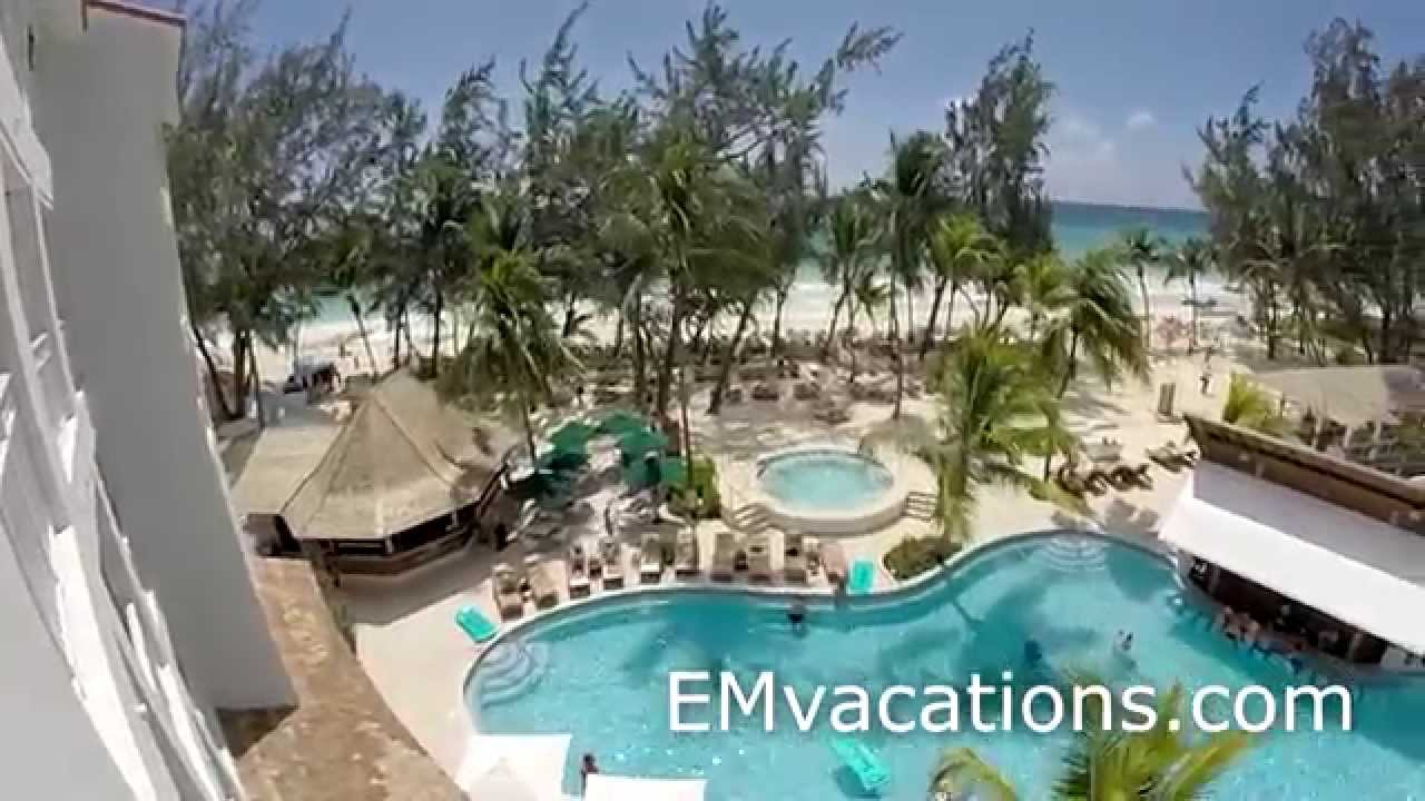 b0c1ba4efcfb Sandals Barbados Resort is awesome - YouTube