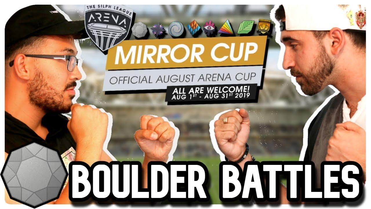 BOULDER CUP MATCHES | Mirror Cup | Pokemon GO PVP - Pokemon