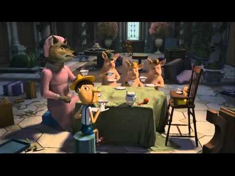 Shrek 3 - Japanese Trailer 「シュレック 3 CM」
