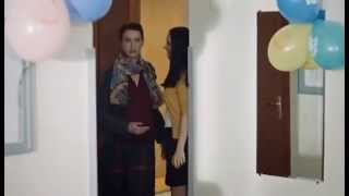 Эпизод студентки актерской школы