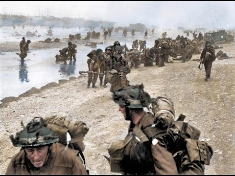 The Brits Who Stormed Omaha Beach, D-Day 1944