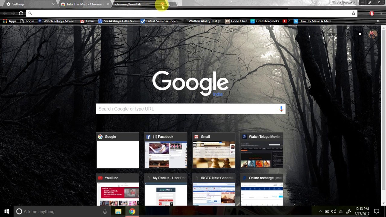 chrome how to add block