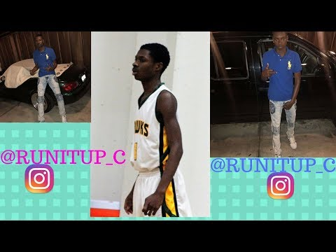 Chris Sanders Junior year Basketball highlights