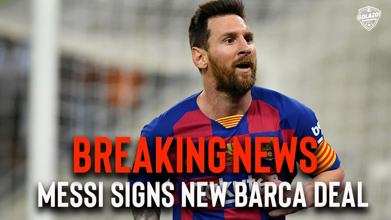 Breaking: Messi Agrees to 5-Year Deal with Barcelona   Full Reaction & Analysis With Fabrizio Romano