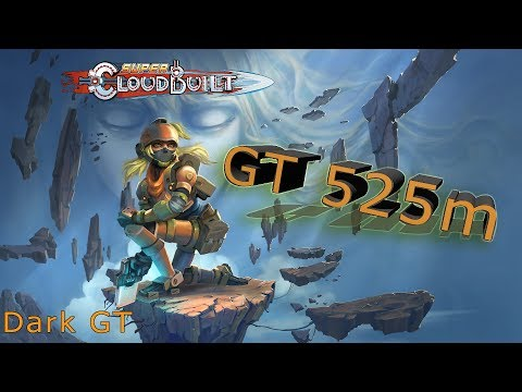 Super Cloudbuilt - On GT525m - gravity fall again and again ...
