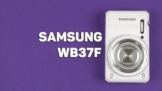 Розпакування Samsung WB37F White