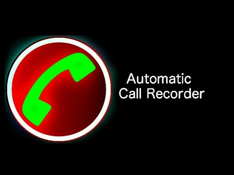 How to download / Install automatic call recorder.