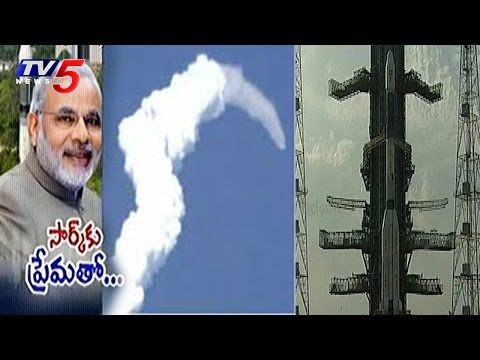 GSAT-9 launch | ISRO Successfully Launches South Asia Satellite | TV5 News