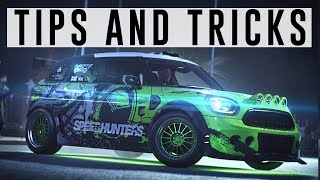 NFS PAYBACK - SPEEDCROSS / TIPS AND TRICKS