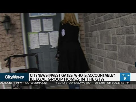 CityNews investigates: illegal group homes in the GTA