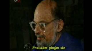 Death of Allen Ginsberg  (1926 - 1997)