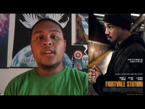 Fruitvale Station Movie Review/Thoughts