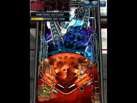 "Zen Pinball Mars ""Best 3 Minutes"" E-Sports Edition Perfect Play"