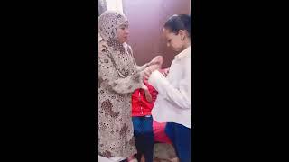 الام المصريه لما تشترى لولادها لَبْس العيد(وصلوا الفيديو ل50الف لايك)