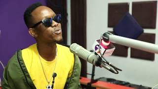 Salmin SWAGGZ Afunguka OMG KuOndoka SMG / Kufanya kazi na Mimi Mars / Kufungua LEBO yake