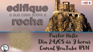 A Casa na Rocha  - Mateus 7.24-26
